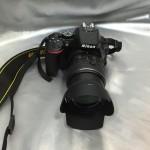 #20 Nikon D5500 カメラ
