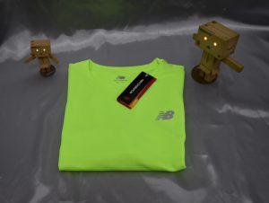 ニューバランス アクセレレイト ショートスリーブTシャツ