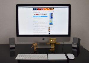 Macを使い半年が経過しました