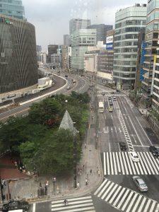 東京駅方面