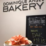 #114 DOMINIQUE ANSEL BAKERY へ行ってきました