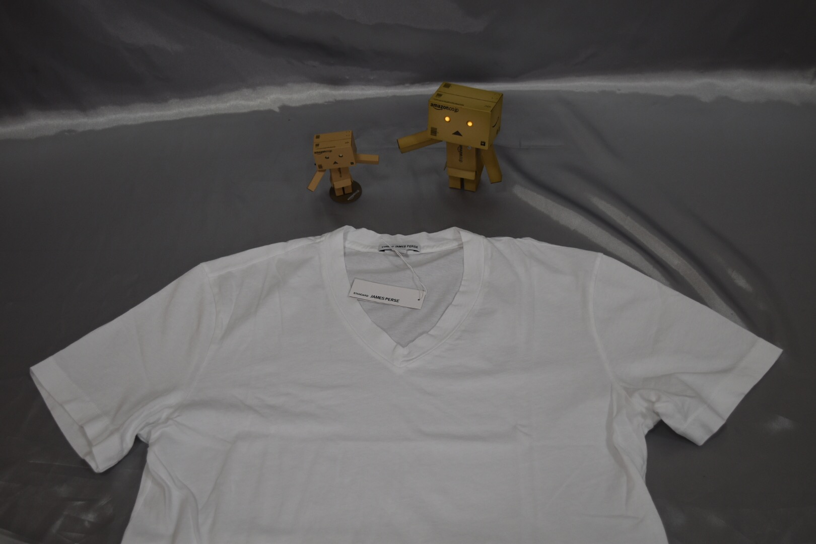 #129 GAP / JAMES PERSE / three dots / UA のTシャツを比較してみた