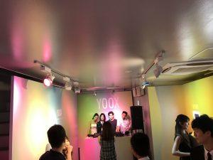 YOOX15周年おめでとう!