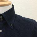 #376 Loudgarden でシアサッカーのシャツを作りました